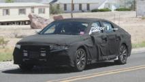 2018 Honda Accord spy shot