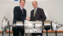 GM and DaimlerChrysler Join Forces to Develop Two-Mode Full Hybrid Propulsion System