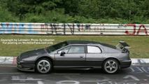 New Lotus Esprit spy photos