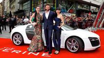 Audi R8 Spyder stars in The Wolverine