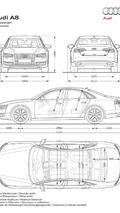 2014 Audi A8/S8 facelift 21.08.2013