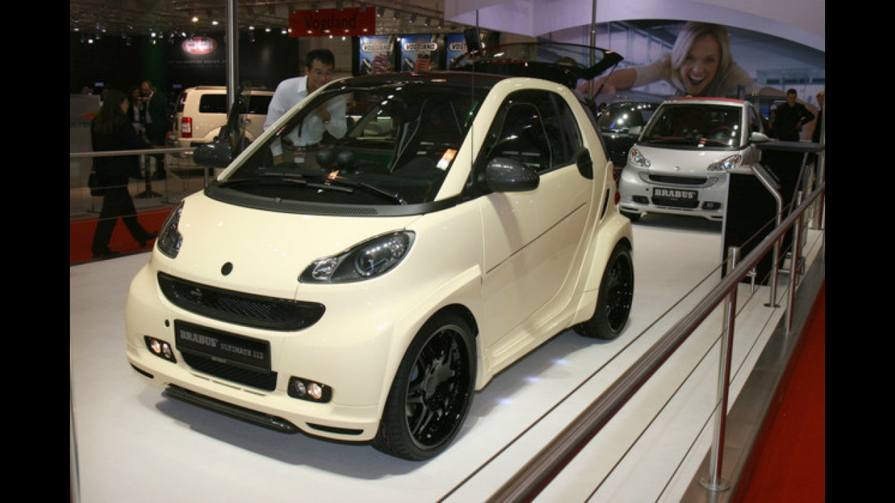 Brabus Smart Fortwo Coupé