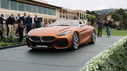 A Magna Steyr fogja gyártani az új BMW Z4-et?