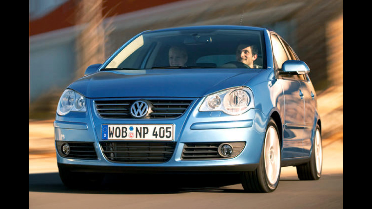 VW Polo: Neu mit Filter
