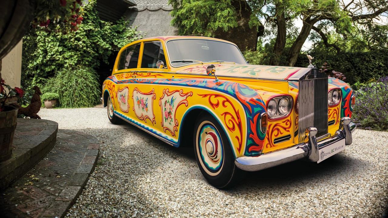 John Lennon's 1965 Rolls-Royce Phantom V