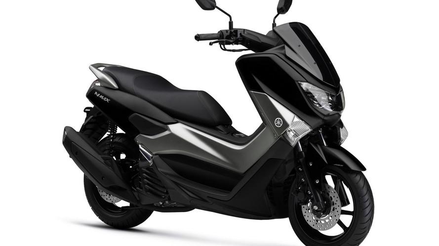 Yamaha lança linha 2018 da scooter NMAX 160 ABS