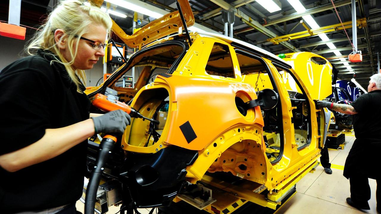 BMW Oxford fabrikası