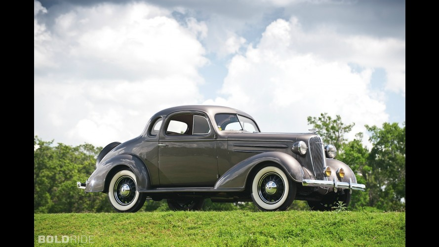 Chevrolet Master Deluxe Coupe