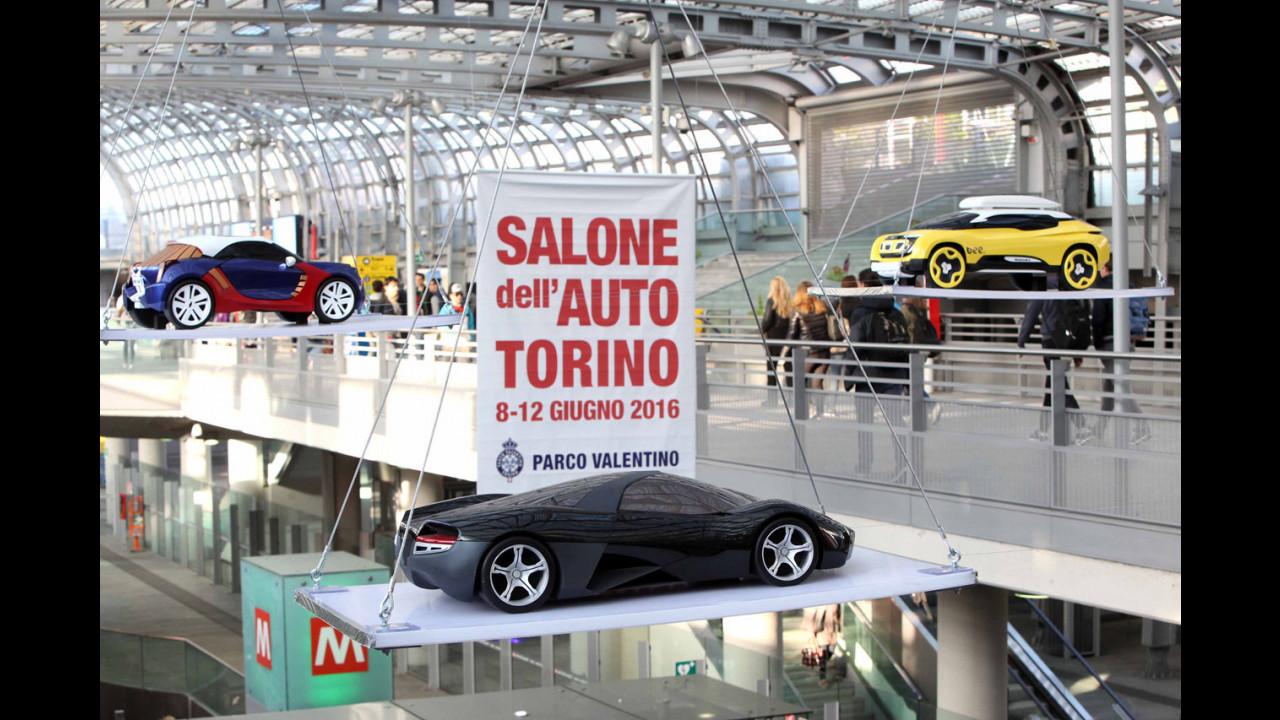 Salone dell'Auto di Torino Parco Valentino