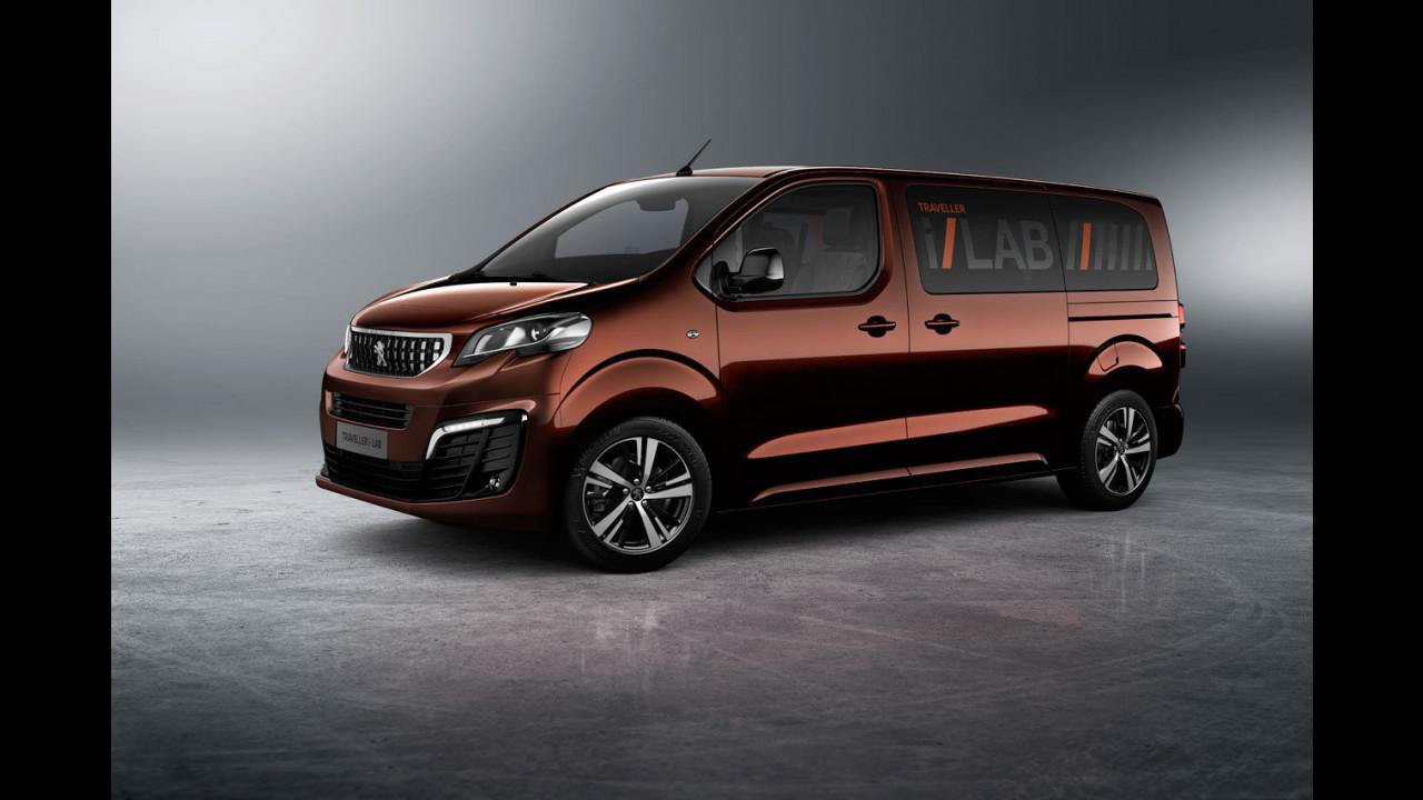 Peugeot Traveller i-Lab 3.0