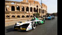 Presentazione ePrix Roma