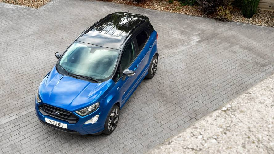2018 Ford Ecosport first drive