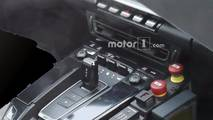 Porsche 911 Interior Spy Shots
