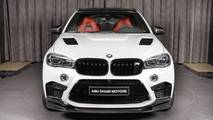 BMW X6 M - 3D Design kiti