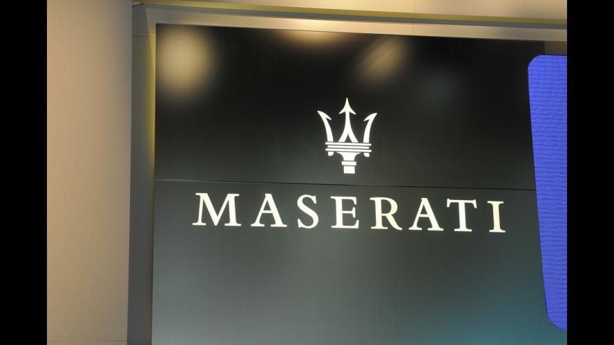 Maserati al Motor Show di Bologna 2011
