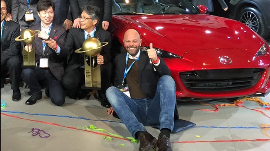 Andrea Fiaschetti, è scomparso l'AD di Mazda Italia