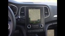 Renault Megane 110 dCi EDC, test di consumo reale Roma-Forlì