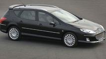 New Peugeot 407 SW Sport XS