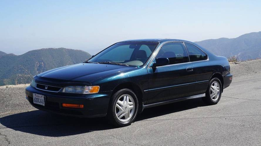 Honda Accord eBay Listing Comes To An Abrupt End; Relisted