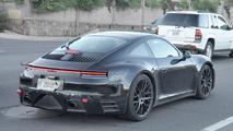 Porsche 911 dijital göstergeler
