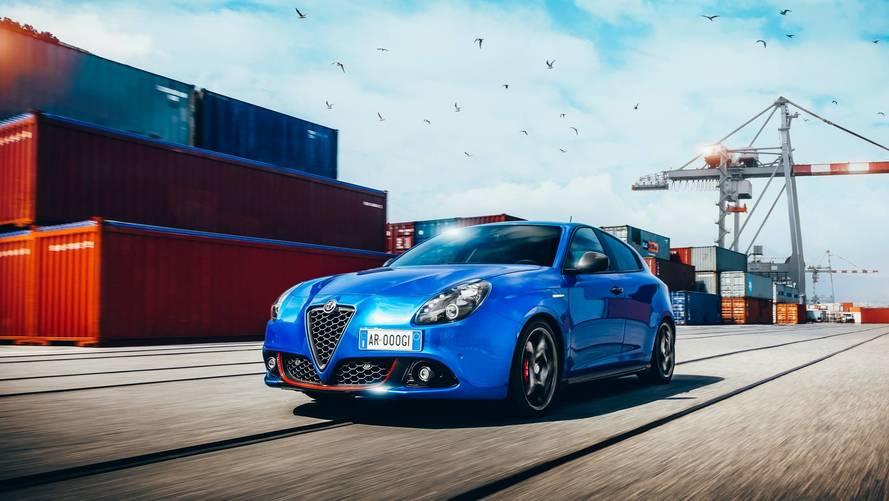 Alfa Romeo Giulietta Pack Tech et Pack Carbon