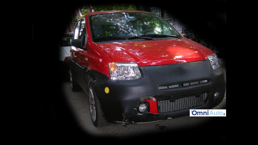 in arrivo la Fiat Panda Sporting...