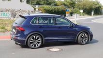 Volkswagen Tiguan R - Audi Q3 RS casus fotoğrafları