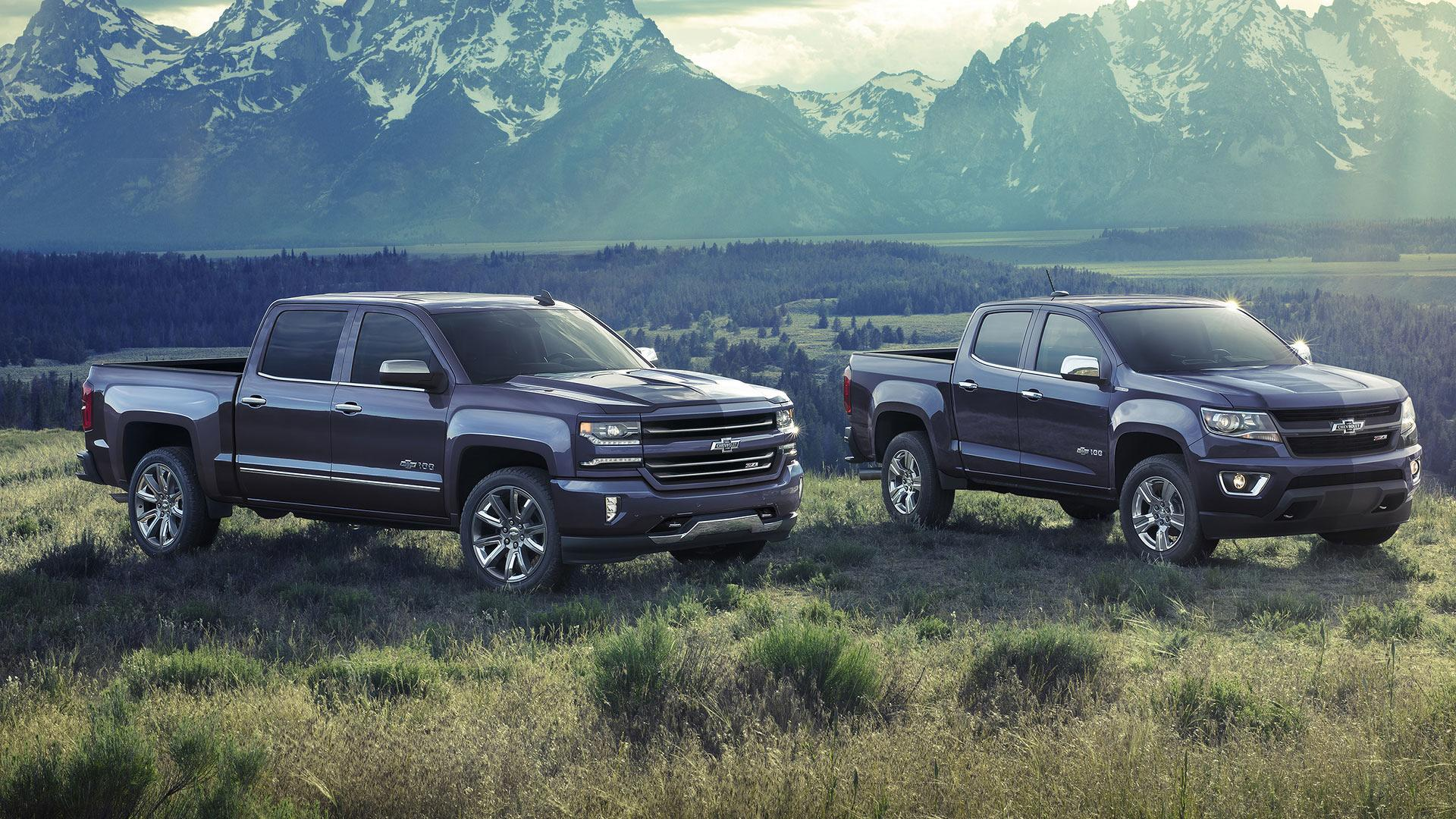 2018 chevy colorado silverado centennial editions revealed. Black Bedroom Furniture Sets. Home Design Ideas