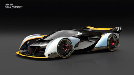 McLaren Ultimate Vision GT Unveiled For Gran Turismo Sport