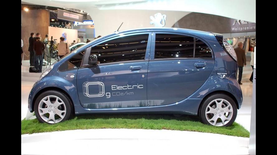 Peugeot si allea con Sorgenia per lanciare la iOn