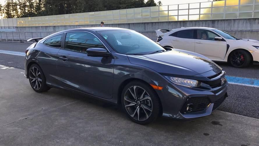 Honda anuncia novo Civic Si para o Brasil em 2018