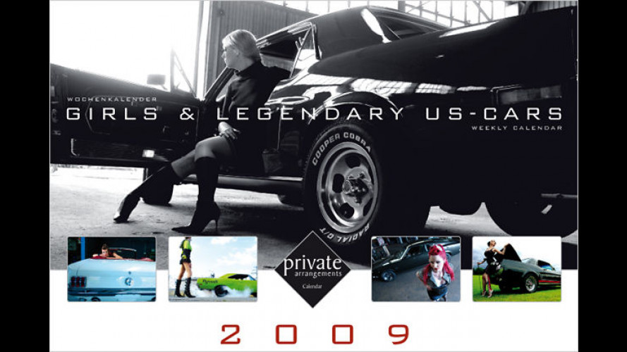 Private Arrangements – Girls & legendary US-Cars