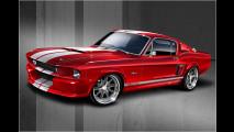 Scharfer Oldie-Mustang