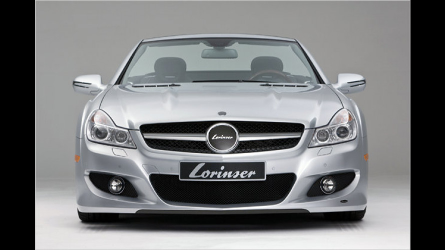Lorinser L 55 GS: Tuner modifiziert den Mercedes SL 500