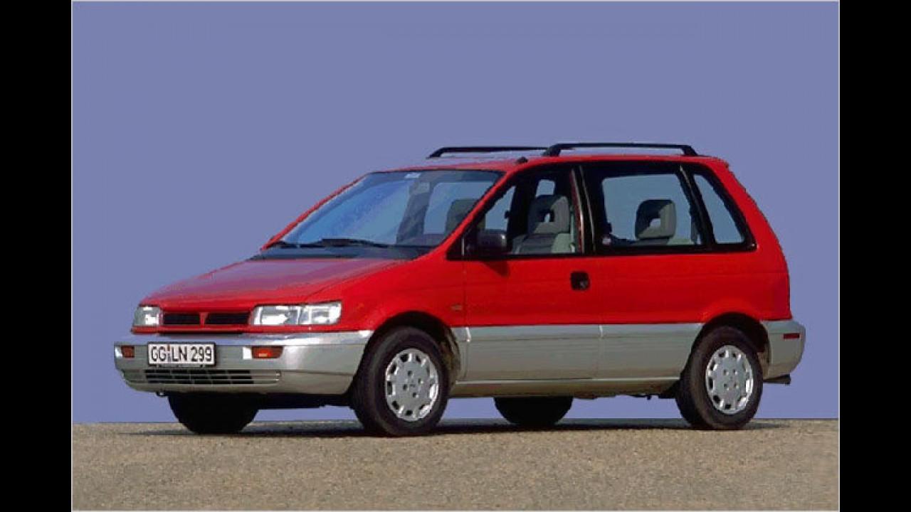 15. Mitsubishi Space Runner (1996)