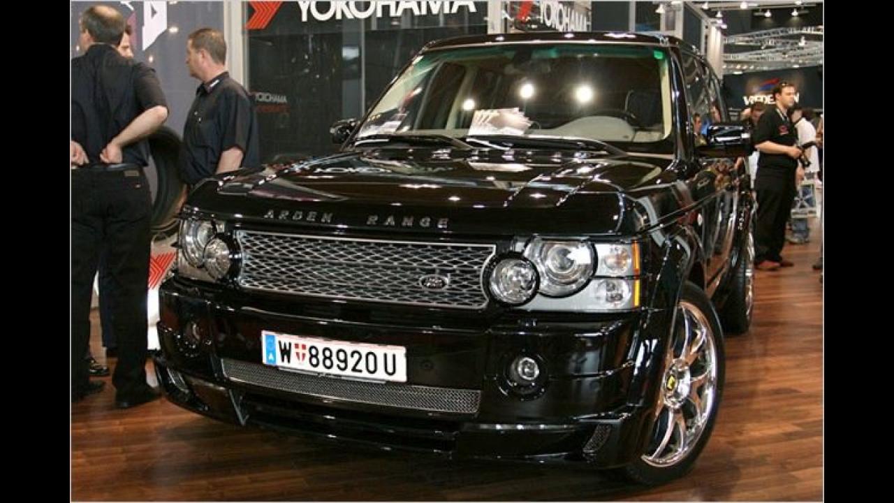 Der Arden Range Rover AR7 powert mit 480 PS durch die Lande