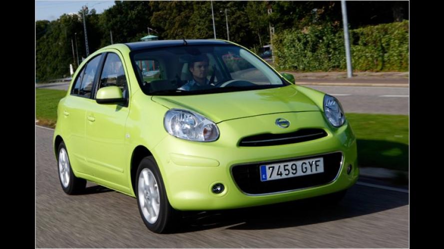 Nissan Micra: Neuauflage startet mit Preisvorteil