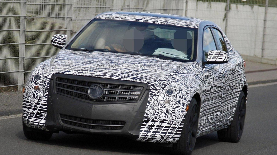 2013 Cadillac ATS confirmed for Detroit debut