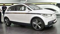 Audi A2 Concept 13.09.2011