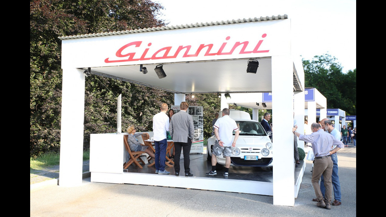 Giannini a Parco Valentino 2017