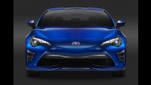 Toyota GT86 restyling