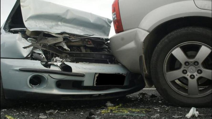 Diminuiscono incidenti, morti e feriti sulle strade