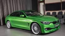 BMW Alpina B4 S Rallye Green