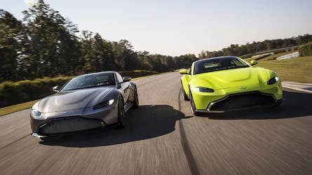Aston Martin Vantage 2018: un 'cazador' con 510 CV