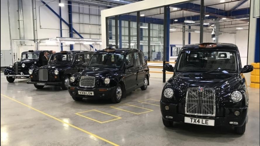 Taxi elettrici, trattative top secret per cinque città europee