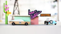 Candylab wood car toys