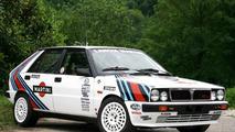 Lancia Delta HF Integrale Group A ralli aracı