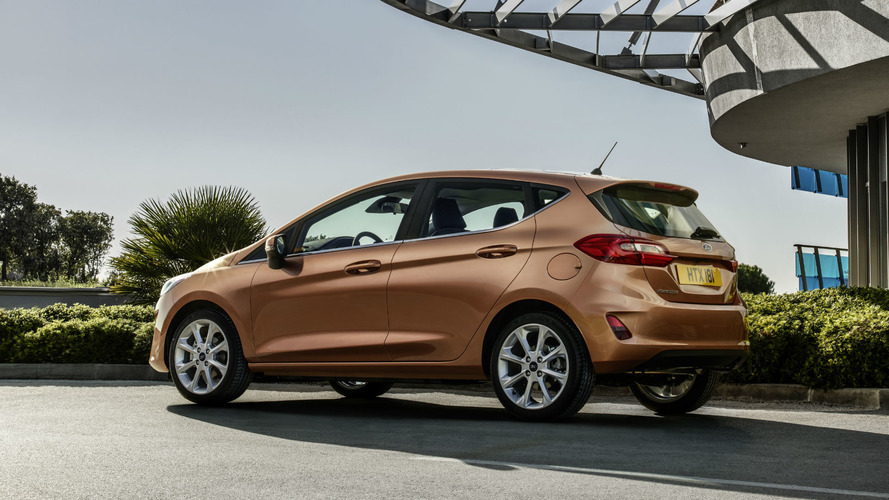 Ford Fiesta'nın İngiltere satışları başladı