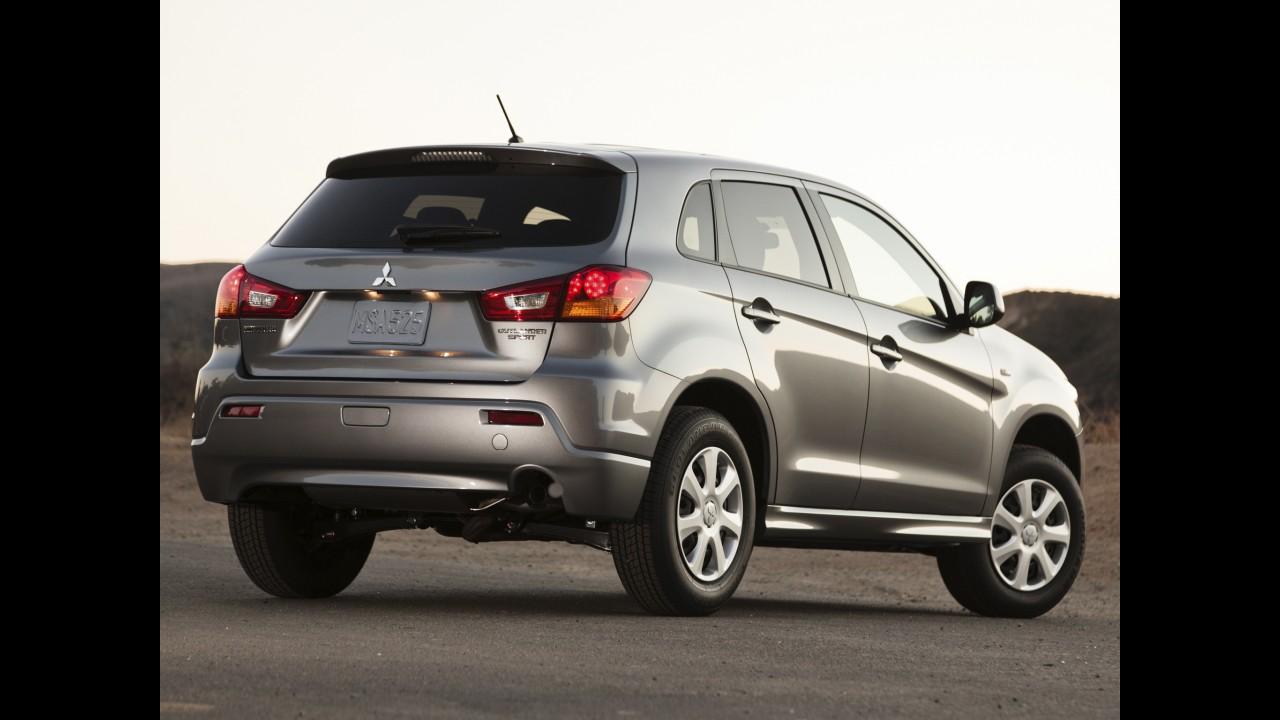 Devido à crise na Rússia, Mitsubishi vai encerrar produção nos EUA