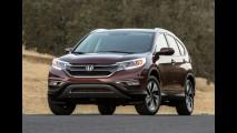Honda CR-V vende mais do que Civic nos Estados Unidos - veja ranking